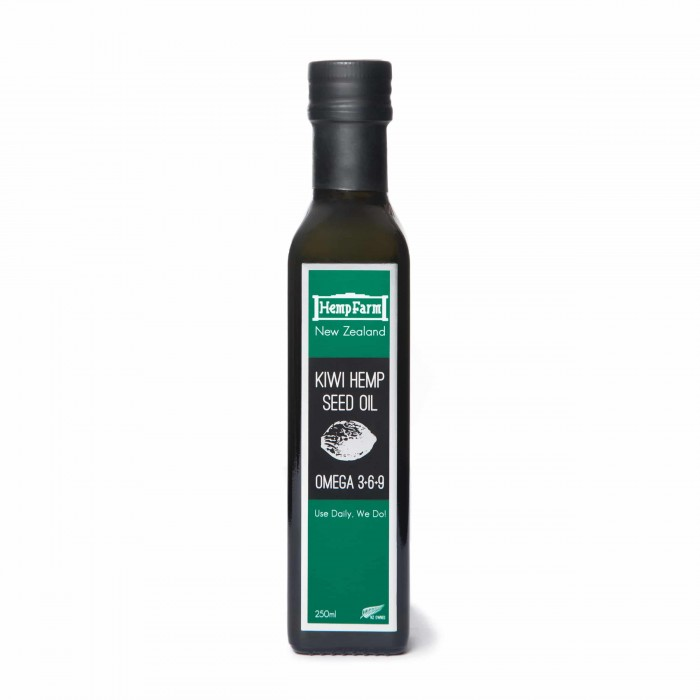 Hemp Farm 250ml NZ Hemp Oil image