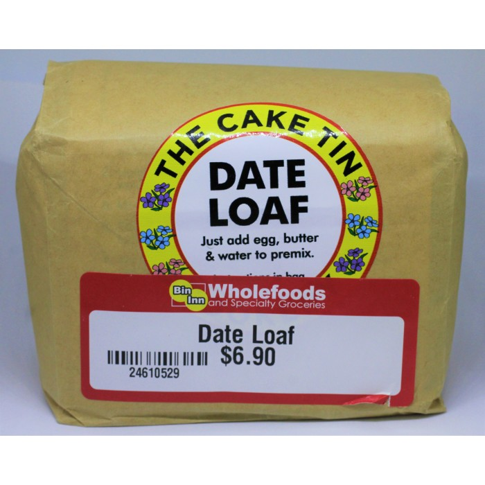 Date Loaf Mix 575g image