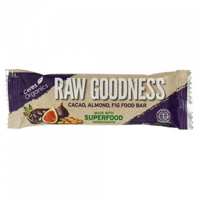 Ceres RAW Goodness Bar Cacao Almond image