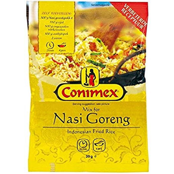 Conimex Nasi Goreng Veges Mix 39g image