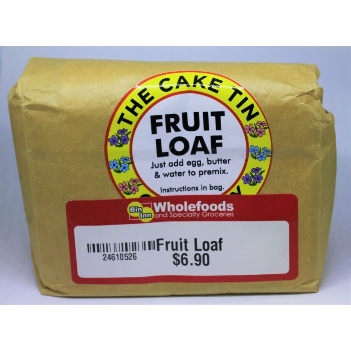 Fruit Loaf Mix 620g image