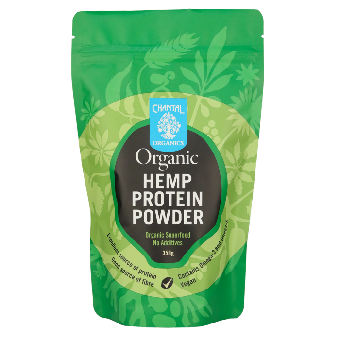 Chantal Organic Hemp protein Powder 350g image