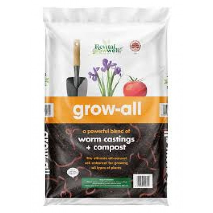 Compost Grow All Worm Castings and Compost image