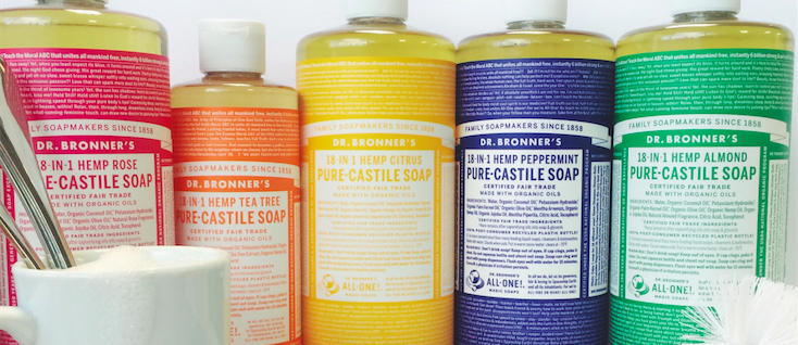 Everyday uses for Castile Soap