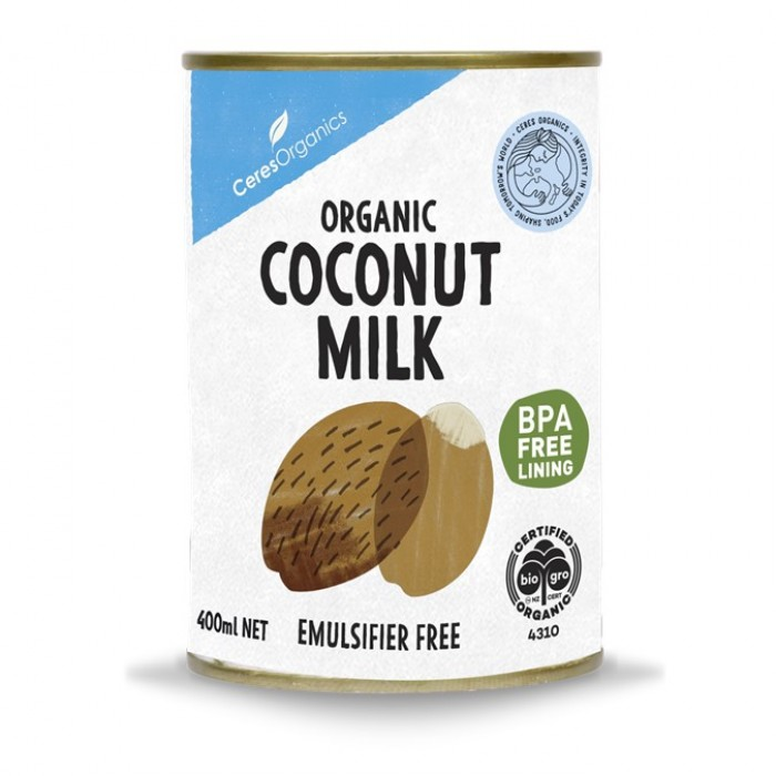Organic Coconut Milk 400ml image