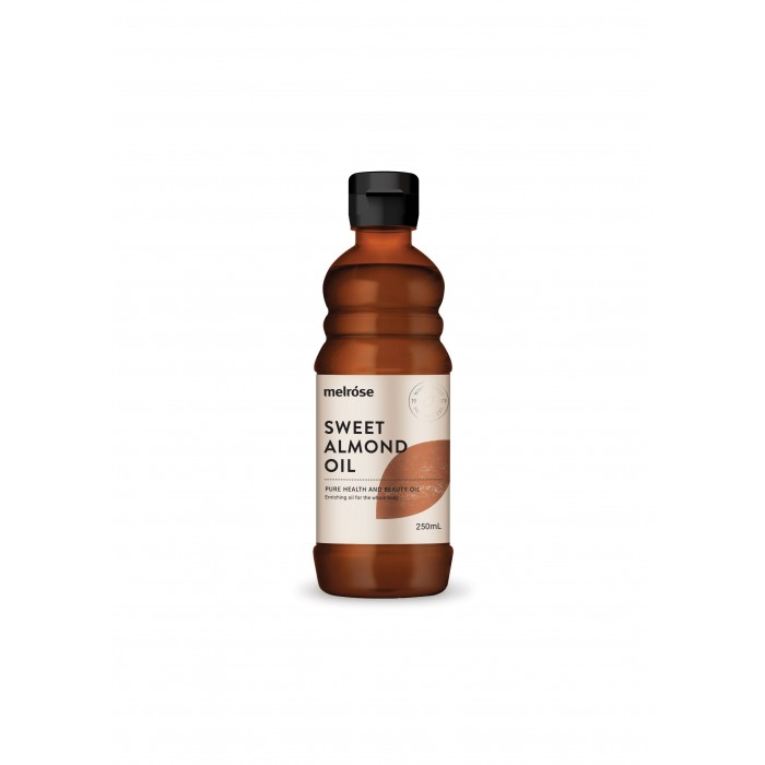 Sweet Almond Oil 250ml image