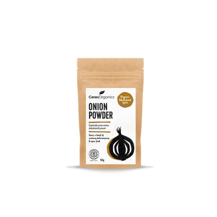 Organic Onion Powder 50g image