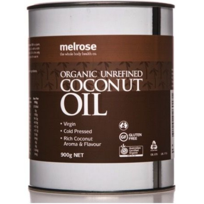 Organic Coconut Oil Virgin Unrefined 900g image