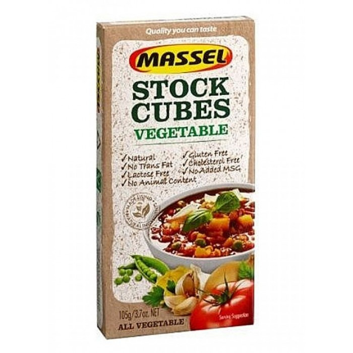 Vegetable Stock Cube 105g image
