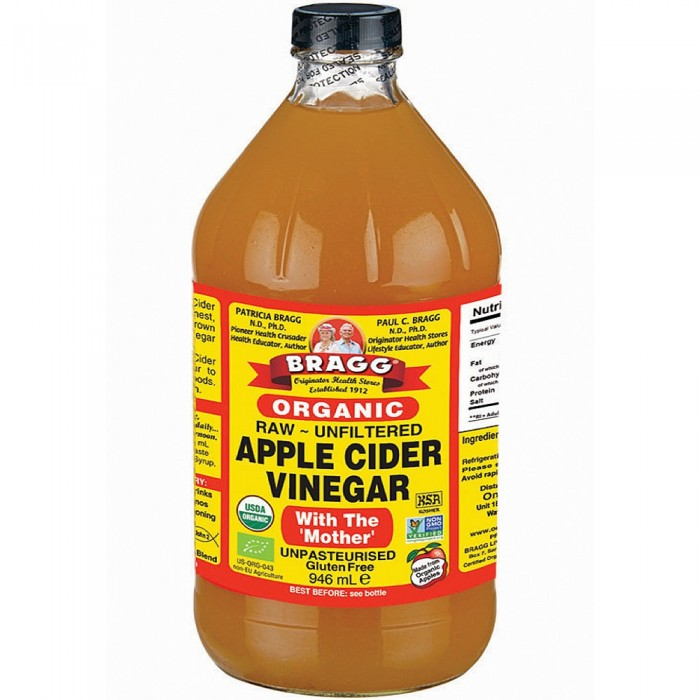 Apple Cider Vinegar 946ml image