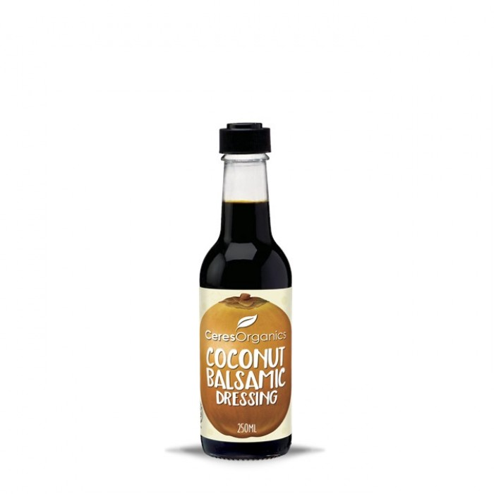 Organic Coconut Balsamic Dressing 250ml image