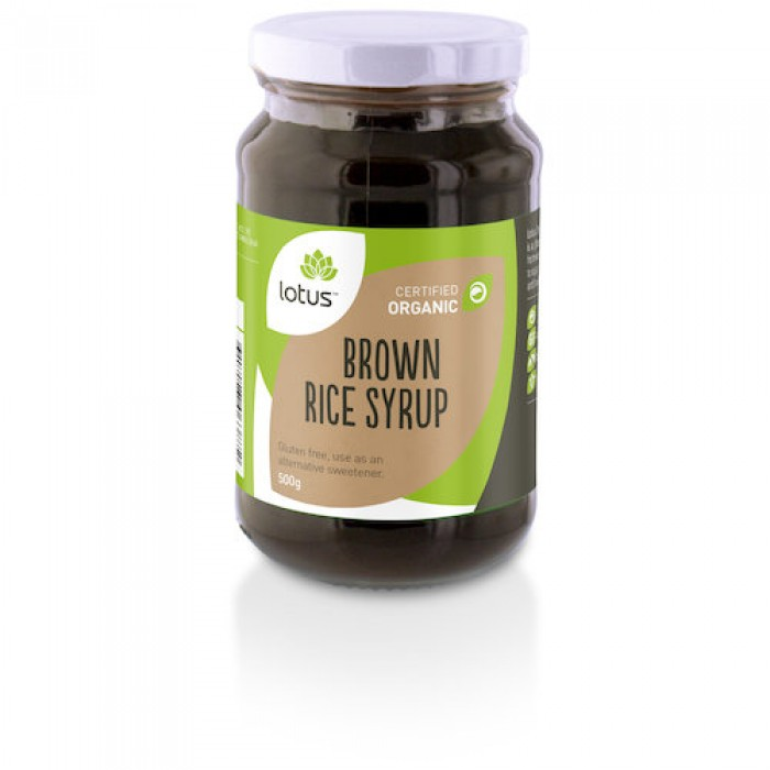 Brown Rice Syrup 500g image
