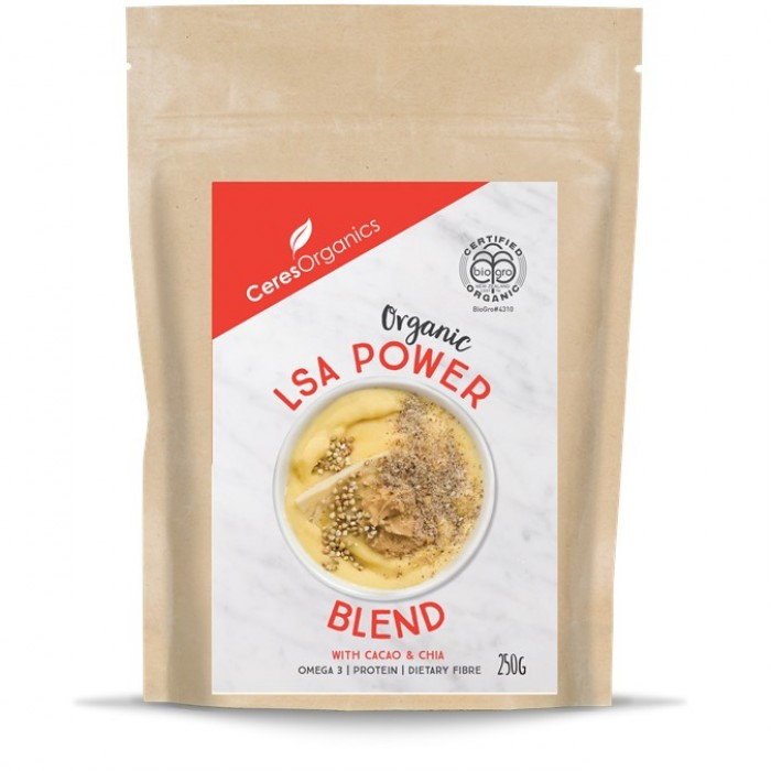 Organic LSA Power Blend with Cacao & Chia 250g image