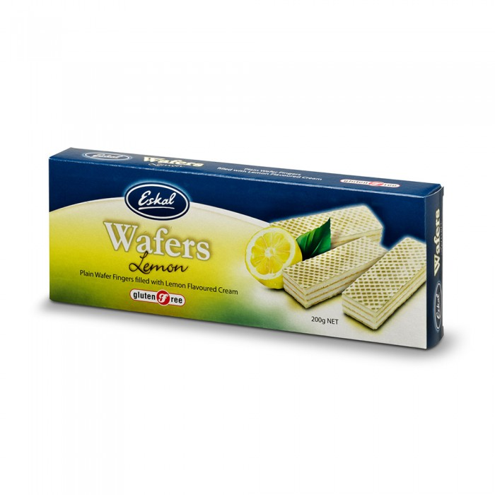 Lemon  Wafers 200g image